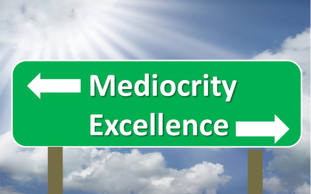 The End of Excellence