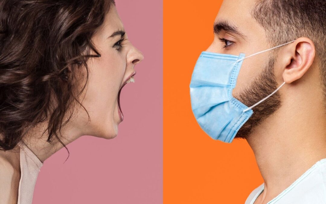 The Pandemic and the Public Trust