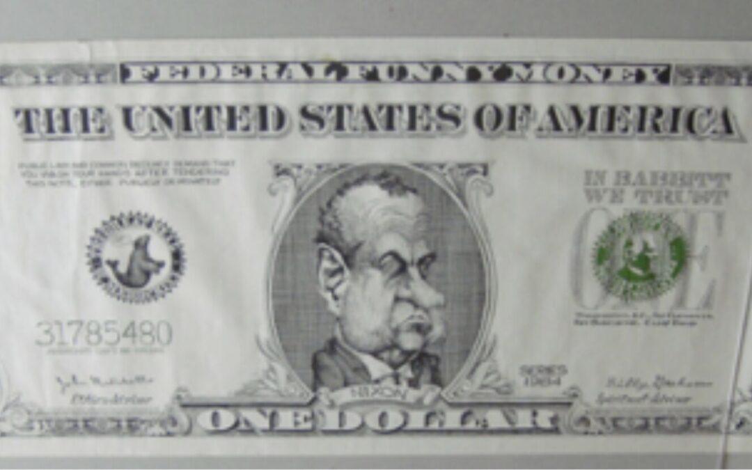 Modern Monetary Stupidity