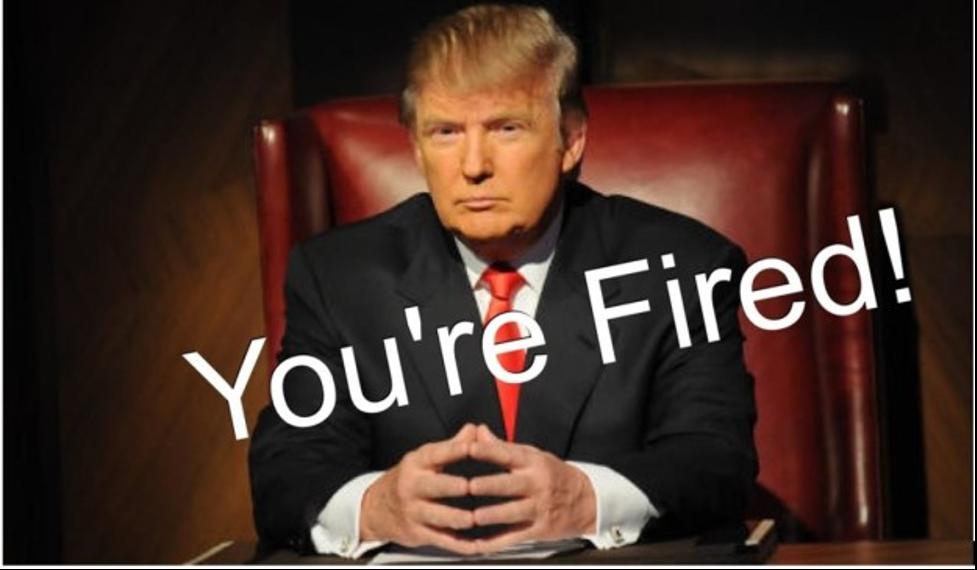 Fire Him!