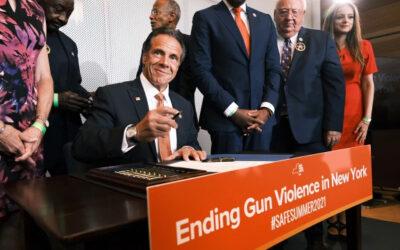 Cuomo's Gun Crime Sham
